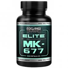 Focused Elite MK-677 90 kapslí