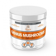 Genius Mushrooms 90 kapslí