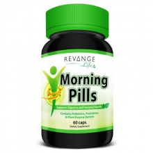 Revange Nutrition Morning Pills 60 kapslí