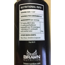 Brawn Nutrition YK 90 kapslí