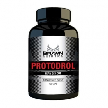Brawn Protodrol 120 kapslí
