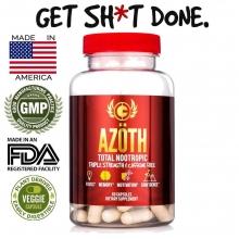 Get Azoth Total Nootropic 60 kapslí