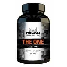 Brawn Nutrition The One 120 kapslí