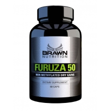 Brawn Nutrition Furuza 50 60 kapslí