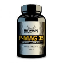 Brawn Nutrition P-Mag 35 90 kapslí