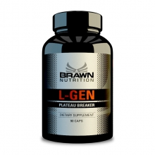 Brawn Nutrition L-Gen 90 kapslí