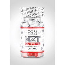 Core Labs X NZT Ultimate 40 kapslí