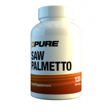 Pure Labs Saw Palmetto 120 kapslí