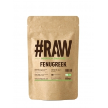 RAW Nutrition Fenugreek 240 kapslí