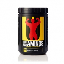 Universal Nutrition 100% Beef Aminos 400 tabliet