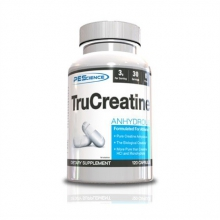 PEScience TruCreatine 120 kapslí