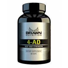 Brawn Nutrition 4-AD 90 kapslí