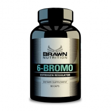 Brawn Nutrition 6-Bromo 90 kapslí