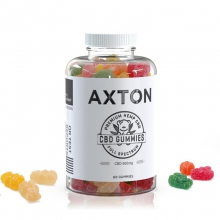 Axton Supps CBD Gummies 600mg 60 gummies