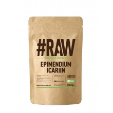 RAW Nutrition Epimedium Icariin 120 kapslí