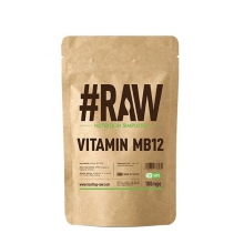 RAW Nutrition Vitamin MB12 120 kapslí