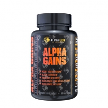 Alpha Lion Alpha Gains 60 kapslí