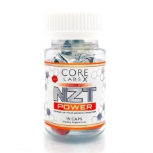 Core Labs X NZT Power 15 kapslí