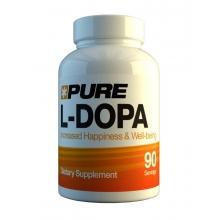 Pure Labs Nutrition L-Dopa 90 kapslí