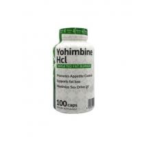 Harmony Concept Yohimbine HCL 100 kapslí