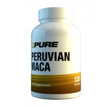 Pure Labs Nutrition Peruvian Maca 120 kapslí