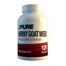 Pure Labs Nutrition Horny Goat Weed 120 kapslí