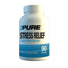 Pure Labs Nutrition Stress Relief 90 kapslí