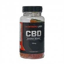 Extreme Labs CBD Gummy Bears 300mg 30 gummies