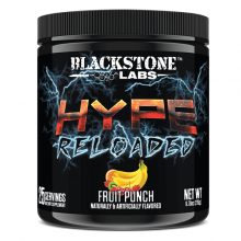 Blackstone Labs Hype Reloaded 275g