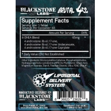 Blackstone Labs Brutal 4CE 60 tabliet