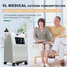 OxygenO2 5L-kyslíkový koncentrátor, oxygenoterapia