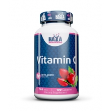 Haya Labs Vitamin C 100 kapslí