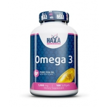 Haya Labs Omega 3 100 softgels