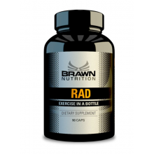 Brawn Nutrition RAD 90 kapslí