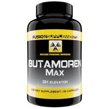 Fusion Supplements Ibutamoren Max 90 kapslí