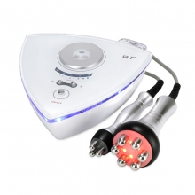 eSKIN-Bipolárna RF+LED
