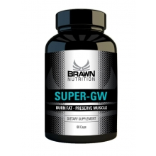 Brawn Nutrition Super-GW 60 kapslí