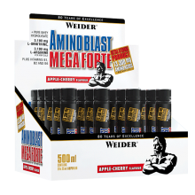 Weider Amino Blast Mega Forte 20 ampuliek 500ml
