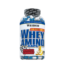 Weider Whey Amino Caps 280 kapslí
