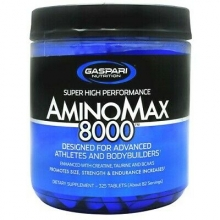 Gaspari Nutrition AminoMax 8000 325 tabliet
