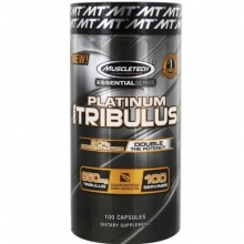 Muscletech Platinum 100% Tribulus 100 kapslí