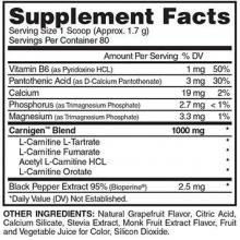Evogen Nutrition Naturals Carnigen 80g
