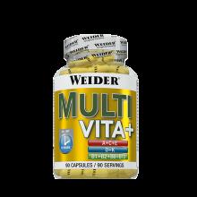 Weider Multi Vita Plus 90 kapslí