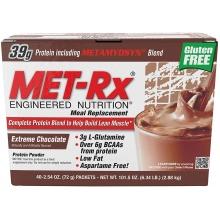 MET-Rx Originálna náhrada jedla MRP 72g