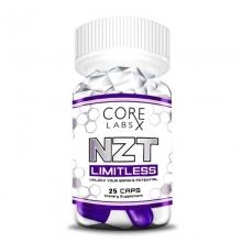 Core Labs X NZT Limitless 25 kapslí