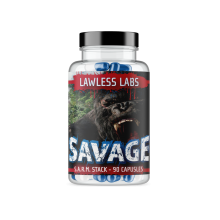 Lawless Labs Savage 90 kapslí