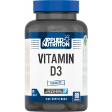 Applied Nutrition Vitamin D3 90 tabliet