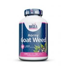 Haya Labs Horny Goat Weed+Libido 120 tabliet