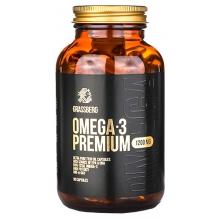 Grassberg Omega-3 Premium 1200mg 90 softgels