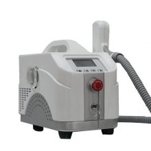 eSKIN Q-switched laser
